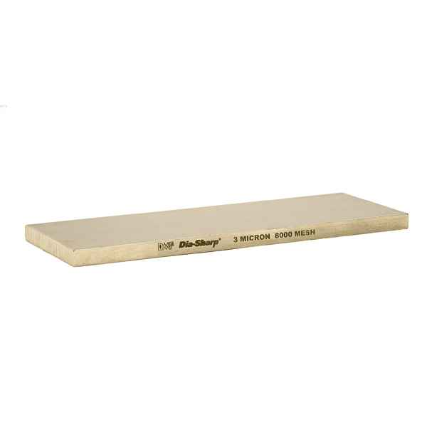 DMT Dia-Sharp Diamond Bench Stone, Extra Extra Fine, 8 in.