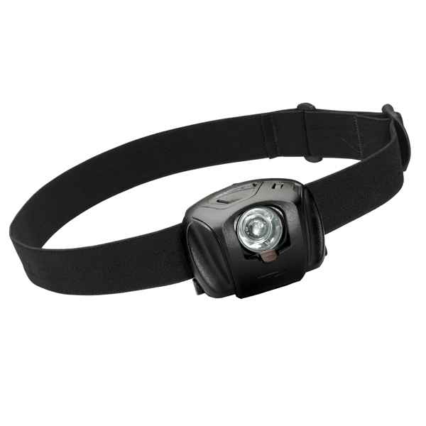 Princeton Tec EOS Tactical Headlamp, Black, 45 lm,w/Interchangeable Lenses