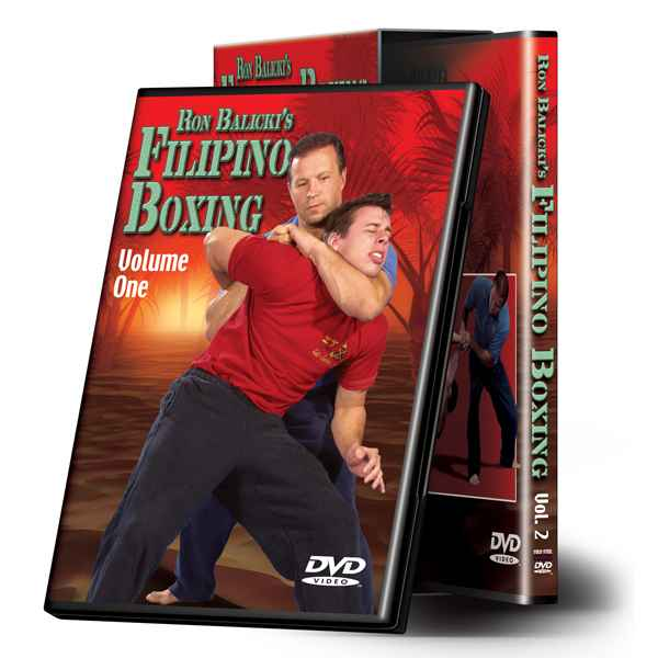 Cold Steel Ron Balicki's Filipino Boxing DVD