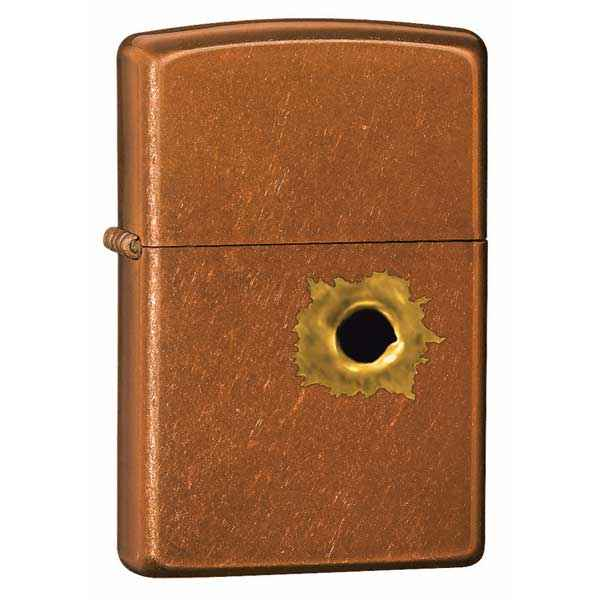 Zippo Toffee, Bullet Hole
