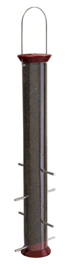 "Droll Yankees New Generation 23"" Nyjer Bird Feeder  - American Made"