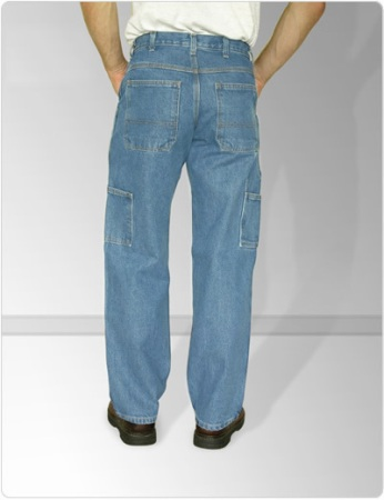 Carpenter American Made Jeans with Gusset
