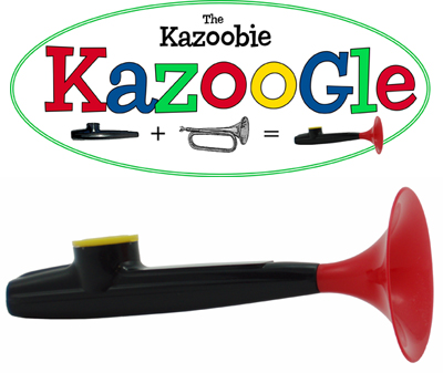 Kazoobie KaZoogle Made in USA - Bag of 10