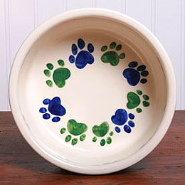 American Made Pet Bowl