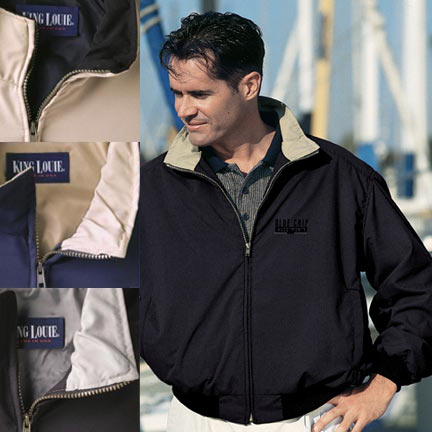 Men's Microfibre Sport Jacket - Dawson - Made in USA