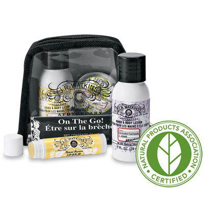 Watkins On the Go! Gift Kit Made in USA