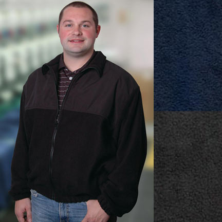 Polar Fleece Jacket -  Made in America