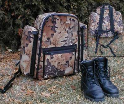 Soft Hunter's Pack Made in USA