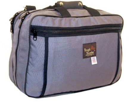 Tough Travelor SUPERFOLIO Briefcase Made in USA