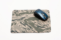 Military Mouse Pad - American Made