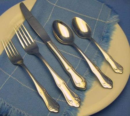 Champlin Stainless Steel Flatware USA Made