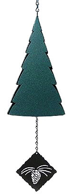 North Country Mt. Washington Wildnerness Bell Made in USA