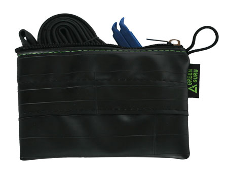 Green Guru Deluxe Zip Pouch Made in USA