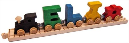 Maple Landmark Nametrain Bright 3 Ltr Eng Cab Track Made in America