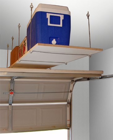 Ovehead Storage Unit - American Made