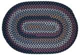 Pilgrim Braided Rug  Made in USA by Rhody Rugs
