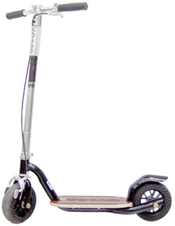 Push Scooters - Super Grow-Ped, Synister Black - Made in America