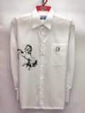 American Made Horse Shirt - Embroidered Stallion
