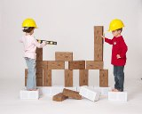 Smart Monkey 24 Piece Giant Construction Blocks Set
