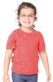 ECO TriBlend Toddler & Small Child Short Sleeve Tee Made in USA