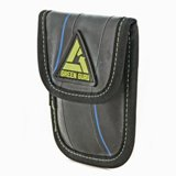 American Made Recycled Holster Cell/MP3 Carrying Case Made by Green Guru