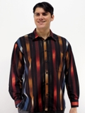 Retro Casual Shirt American Made