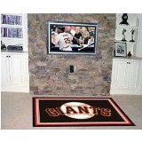 Fanmats  MLB 4'x6' Rugs - American Made