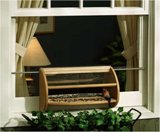Easyview Windowsill Wild Bird Feeder Made in USA