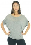 Women's Bamboo Organic Poncho Made in America