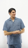 Daccord American Guayabera Shirt Made in America