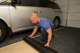 Standard Garage Floor Mat - American Made