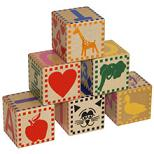 "Holgate Toys Baby Blocks  - American Made - <FONT FACE=""Times New Roman"" SIZE=""+1"" COLOR=""#FF0000""> On Sale Now! </font>"