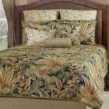 Victor Mills Bahamian Nights Comforter Set Made in USA