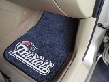 Fanmats Sports Car Mats - 2 Piece - Made in America