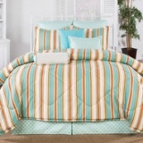 Victor Mills MARTINIQUE Comforter Set Made in USA