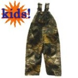 Mossy Oak-Breakup Overalls Made in USA