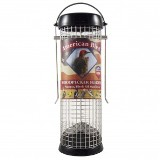 Droll Yankees American Bird 9″ Black Woodpecker Feeder American Made