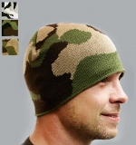 Camouflage Beanie American Made
