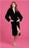 BedHead Cashmere Robe Made in USA