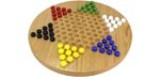 American Made Chinese Checkers OAK