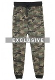 CAMO Fleece Jogger Pant Made in America