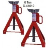 US JACK 6 Ton Garage Stands Made in USA