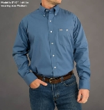 Classic Fit Oxford Shirt Made in USA