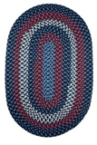 Braided Area Rug American Made - Manhattan