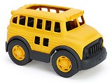 Yellow School Bus American Made