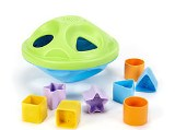 Green Toys Shape Sorter American Made