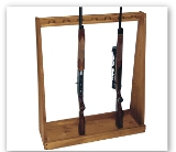 Standing Rifle Rack American Made