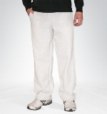 Mens Open Bottom Sweatpants American Made