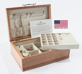 Flatware Chests, Jewelry Chests & Cigar Humidors