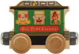 Maple Landmark Color Cars - Circus Wagon - Made in America